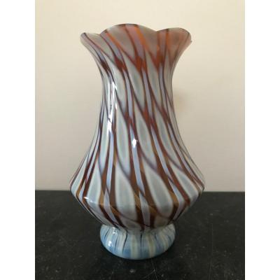 Loetz - Vase Irisé Art Nouveau