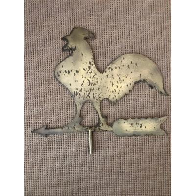 Art Populaire - Coq Girouette