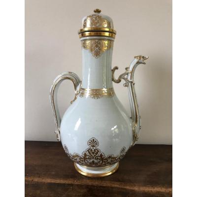 Verseuse En Porcelaine Pour Le Marché Ottoman