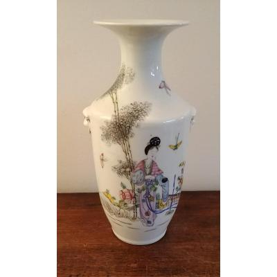 China - Porcelain Vase