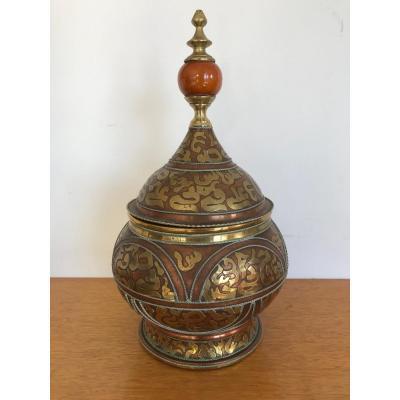 Art Oriental - Vase Couvert