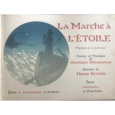 La Marche à l'étoile Illustrée Par Henri Rivière