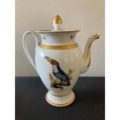 Empire Toucan Decor Coffee Maker