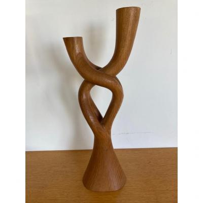 Jean--noël Prigent - Sculpture Sur Bois
