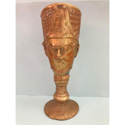 Art Africain Alan Coupe Rituelle