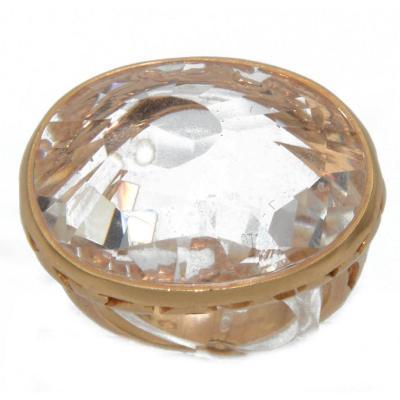Ring Signed Pomellato, Arabesque In Rose Gold