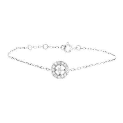 Maison Boucheron Bracelet In White Gold And Diamond
