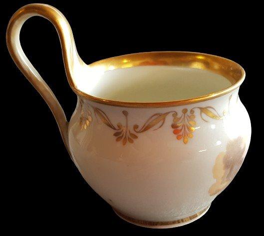 Vienna Porcelain Coffee Cup XIX C-photo-2