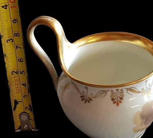 Vienna Porcelain Coffee Cup XIX C-photo-8
