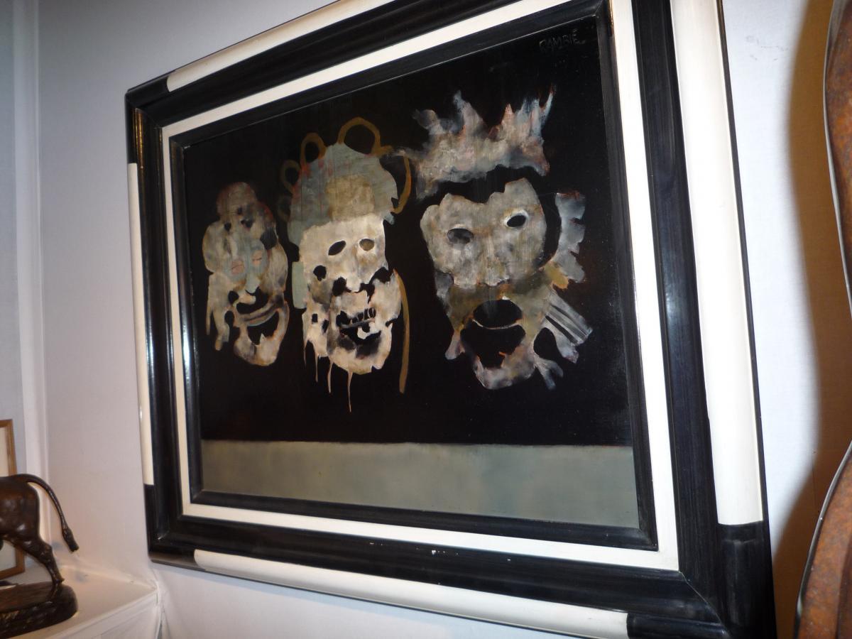 Paul Rambie Painting