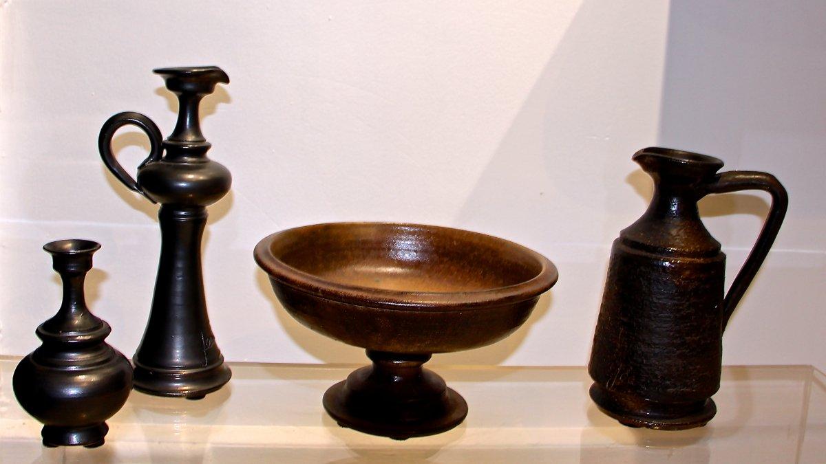 Jean Marais Signed Ceramics