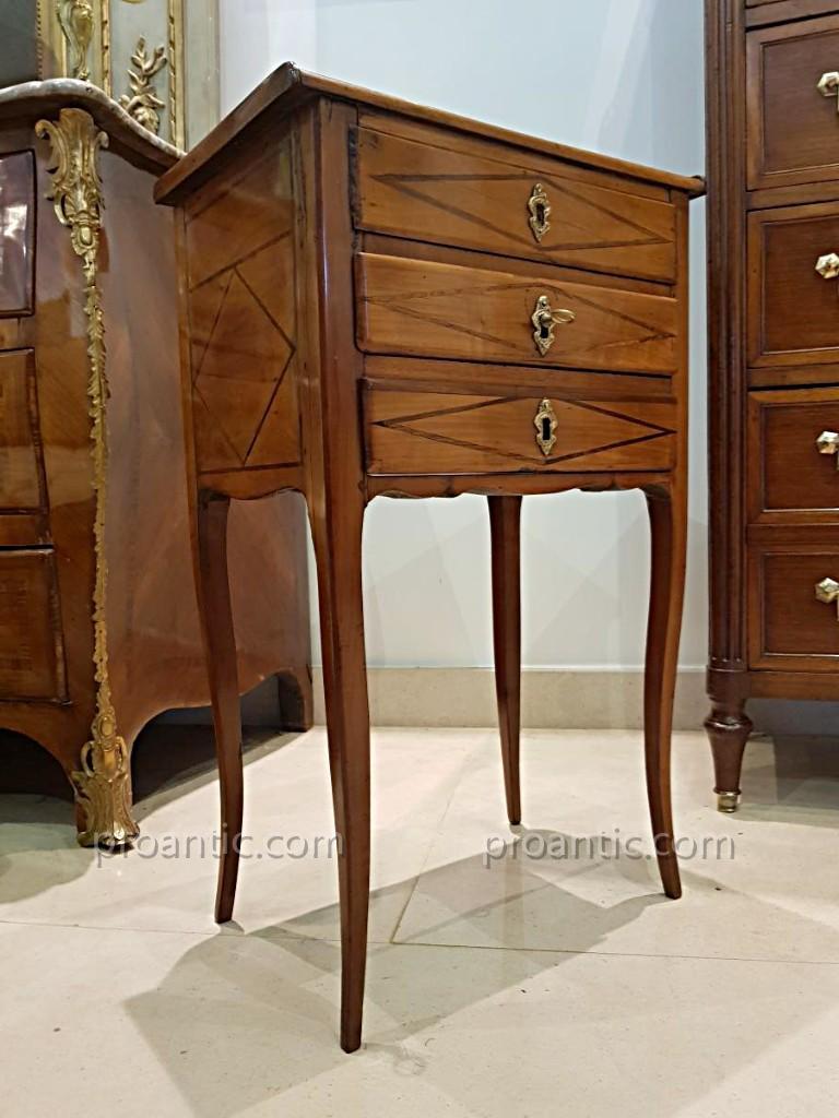 Table De Salon Epoque Louis XV XVIII ème