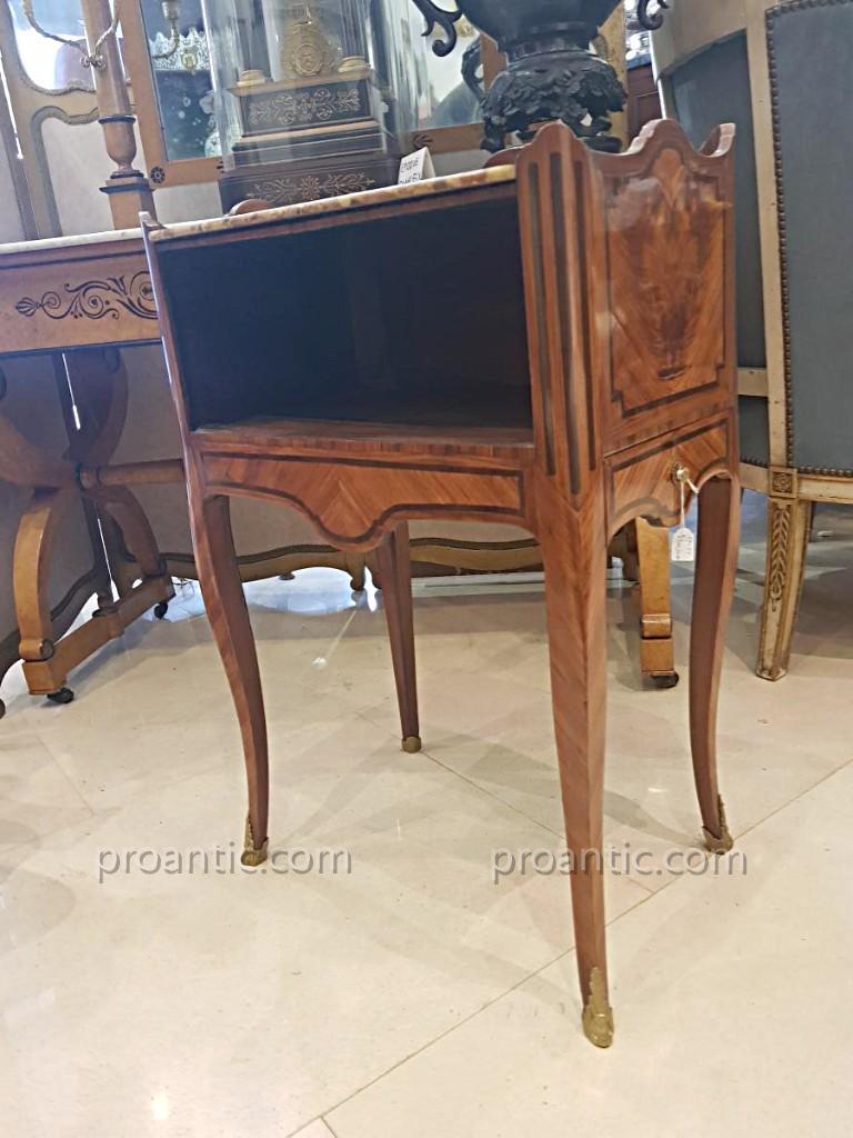 Table à Encas d'époque Louis XV XVIII ème