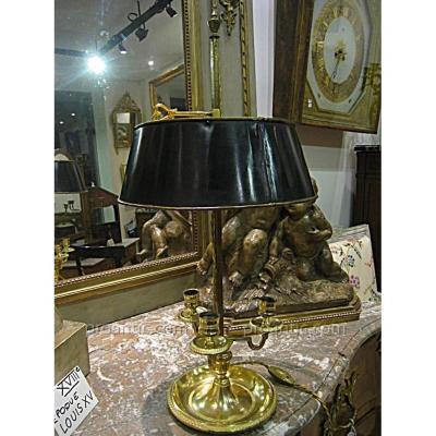 Lampe Bouillotte On Proantic Consulat Empire