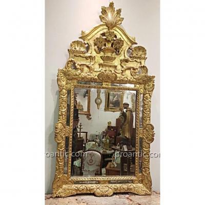 Mirror Pareclose Regency Period XVIII