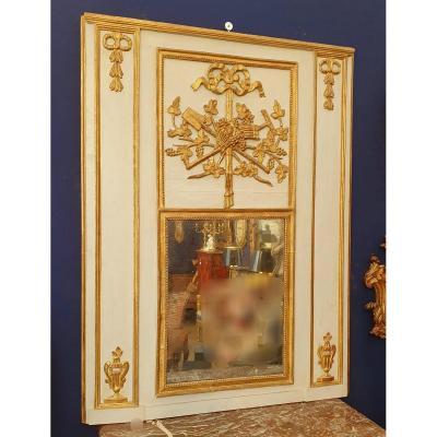 Trumeau d'Epoque Louis XVI XVIII ème