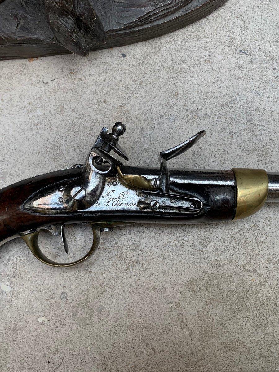 Pistolet à Silex