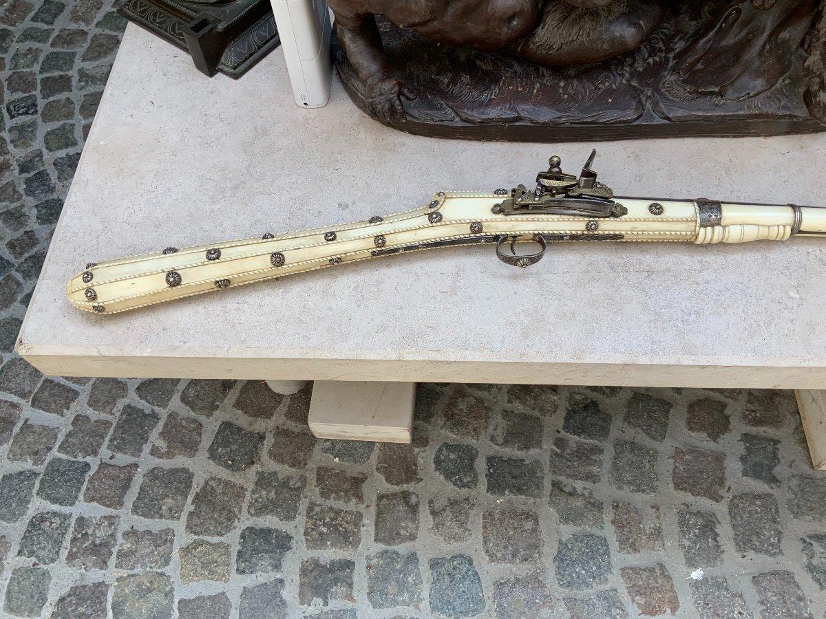 Fusil Des Indes à Silex