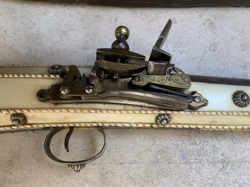 Fusil Des Indes à Silex-photo-2