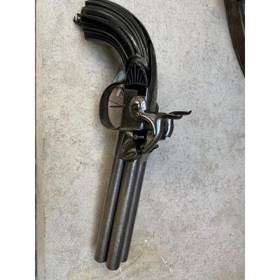 Pistolet à Quatre Canons