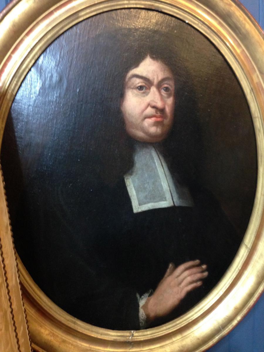 Portrait Of A Parliamentary