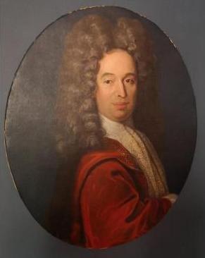 Portrait d'Un Homme De Qualité , XVIIIe Siècle