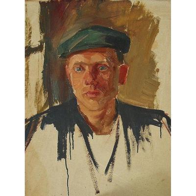 Portrait  Koshel Nikolai Yanovich (1925-)