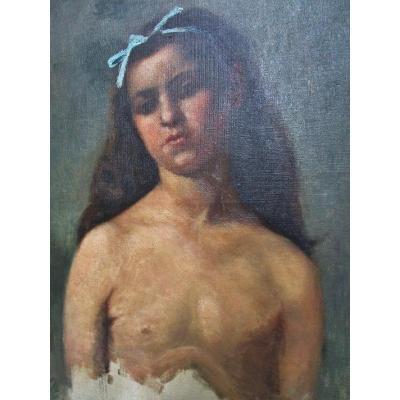 Portrait Monogrammé  ME  - 1930