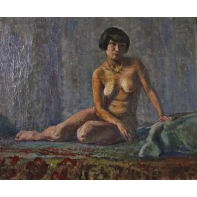 Nu Georges Capgras 1866 - 1947