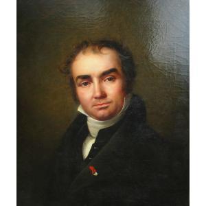 DE LAVAL  Pierre Louis – 1821 - Elève Girodet
