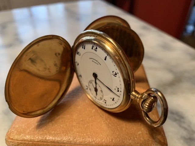 Pocket Watch Soleva Chronometer