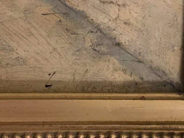 Nice « La baie des anges « Mascart Gustave ( 1834-1914 ) Dit Taverny. -photo-1