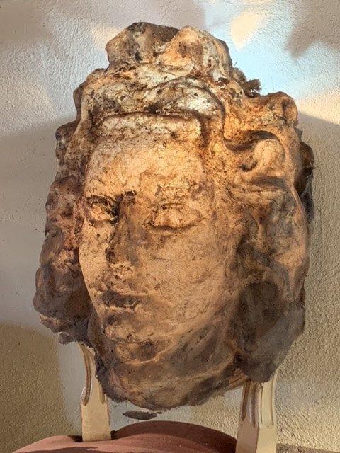 Masque/moulage Tête De Femme