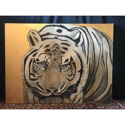 Kathy Michel-mila Tigre