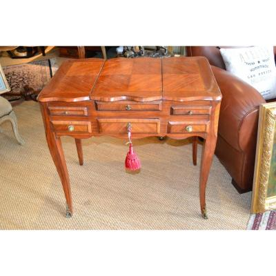 Marquetry Dressing Table XVIII
