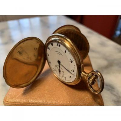 Montre De Poche Soleva Chronomètre