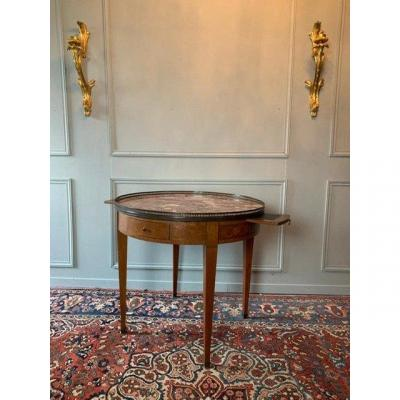 Large Louis XVI Style Hot Water Bottle Table