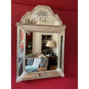 Miroir De Venise Romantique.