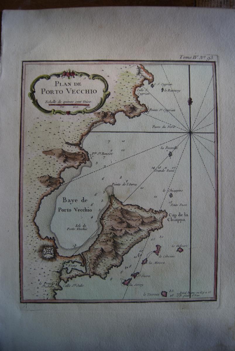 Plan De Porto Vecchio (corse)