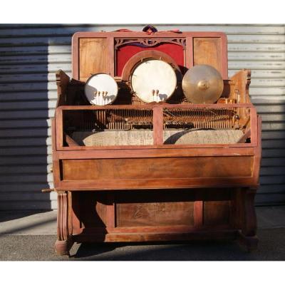 Piano Orchestre Mécanique