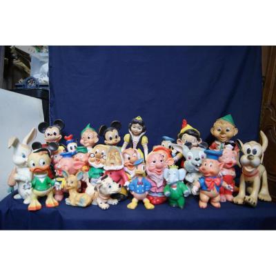 Lot Figurine  Walt Disney