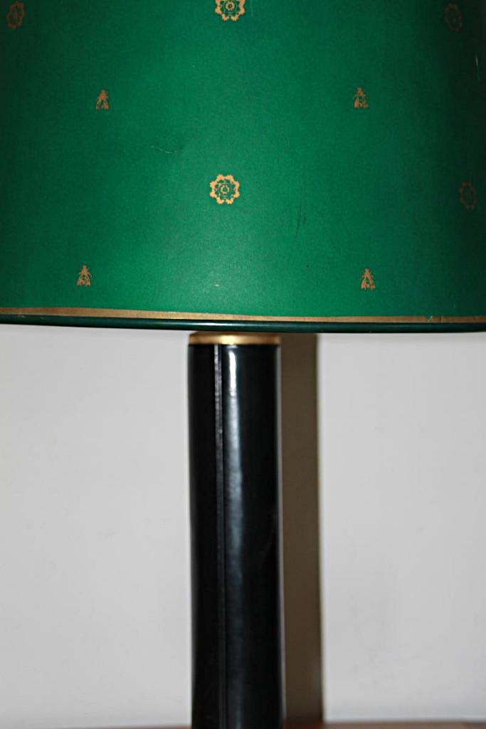 Lampe Dans Le Gout De Adnet Signé Le Tanneur