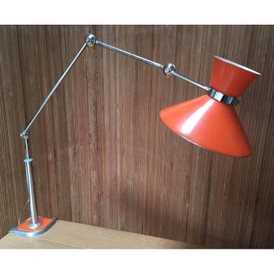 Articulated Architect Lamp Circa 50