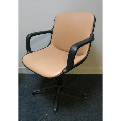 Leather Office Chair By Comforto