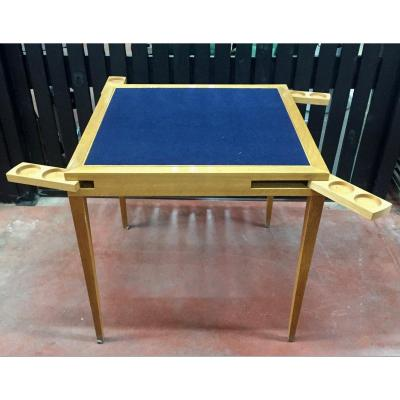 Table A Jeux Chene Massif