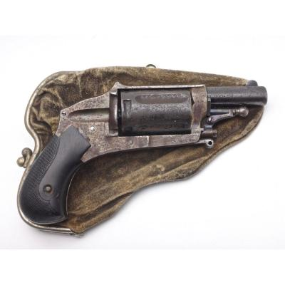 Velodog Type Pocket Revolver Manufacture d'Armes De Saint Etienne