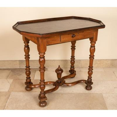 Louis XIII Period Cabaret Table, 17th Century