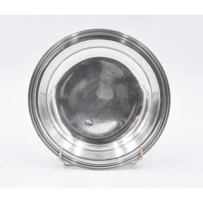 Ottoman Silver Bowl Turkey