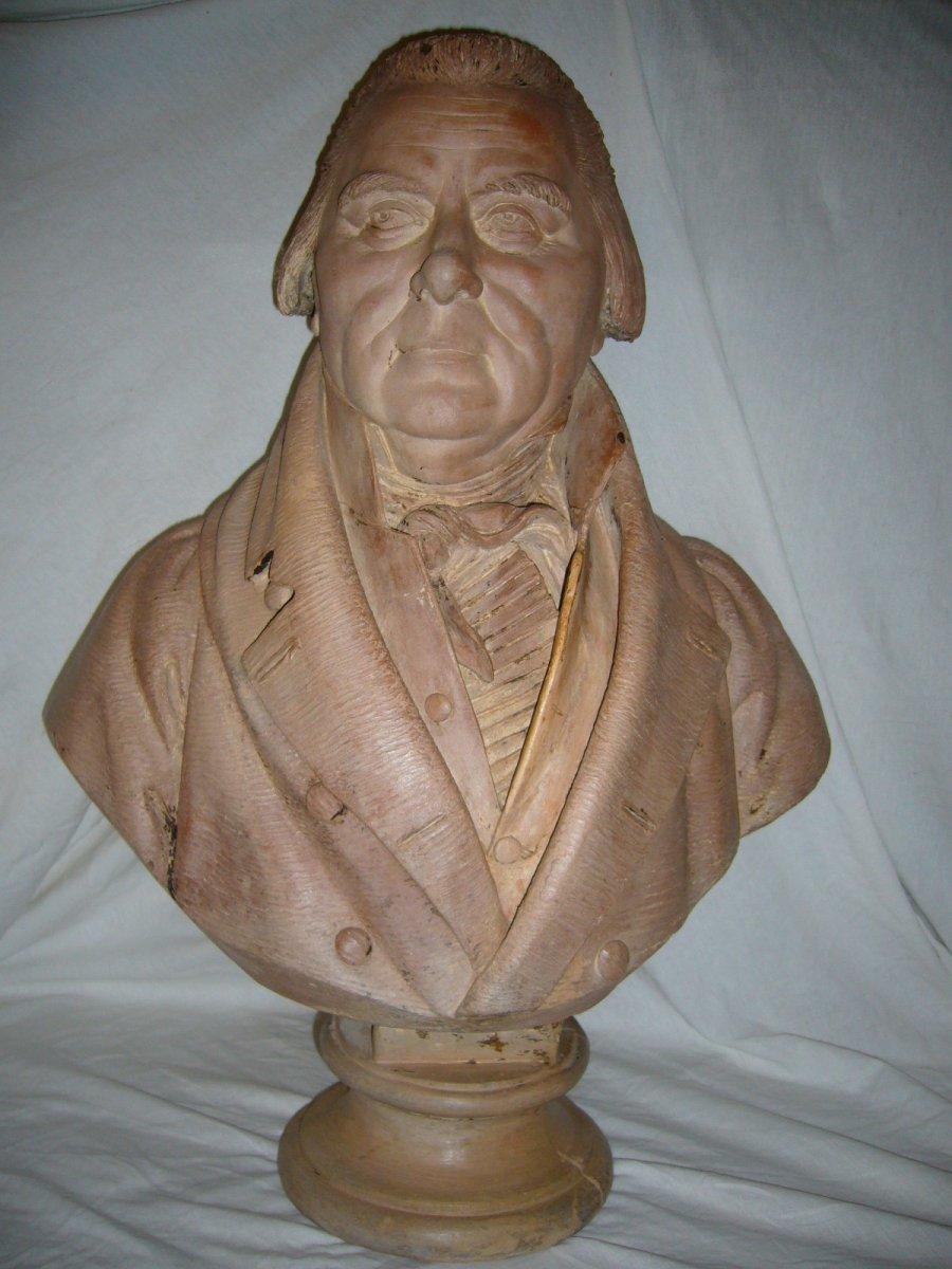 Male Bust End XVIII °