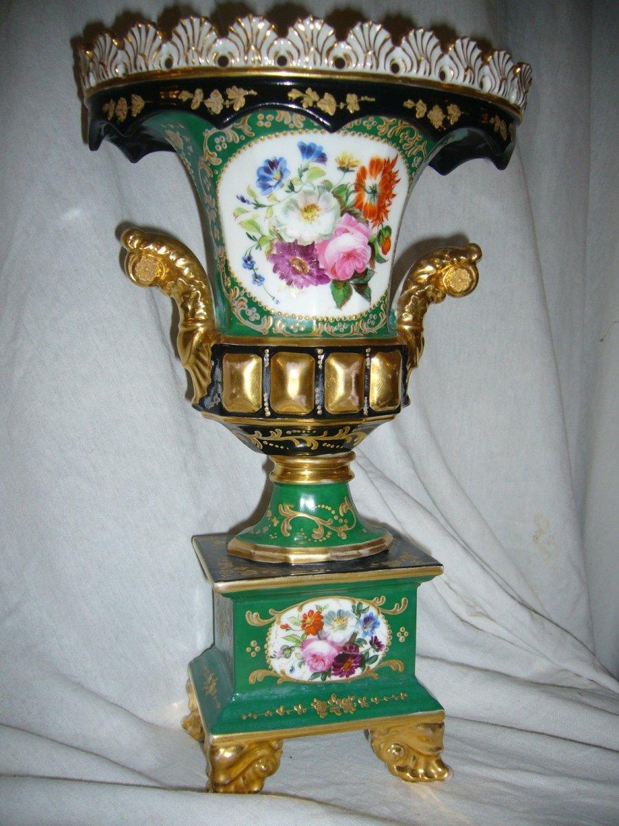 Paris Porcelain Vase